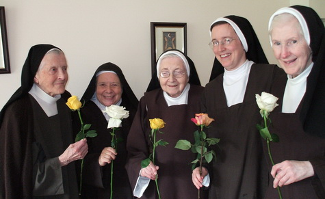 Celebrating St. Therese resized