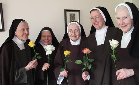 Celebrating St. Therese resized