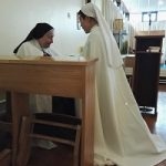 Sr. Eleanor's First Profession